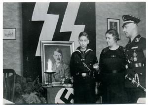 СС и полиция.