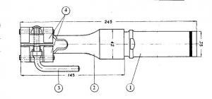 Финские винтовочные мортирки   калибра 30 мм