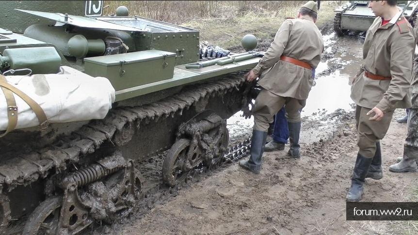 Памятный рейд военной техники - видео зарисовка...