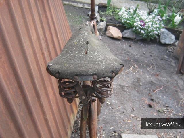 немецкий велосипед на определение