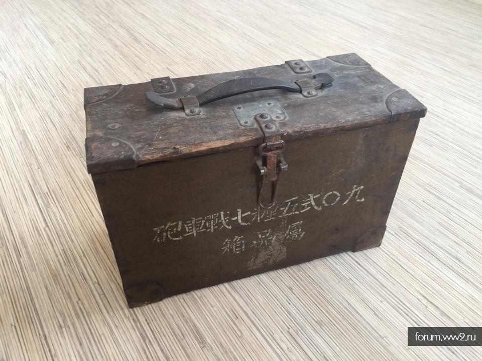 Помогите опознать ящик