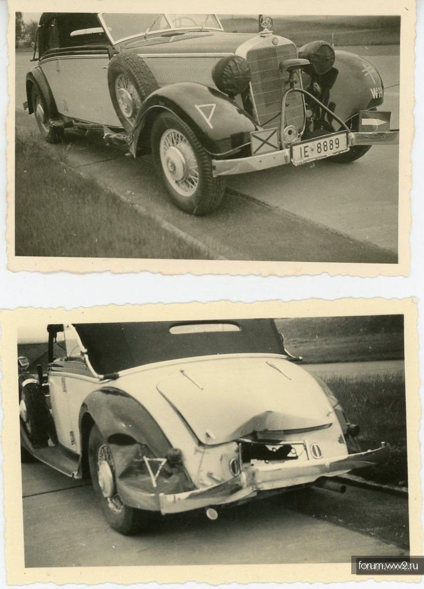 Тактические указатели (Kommandoflaggen) и автофлажки.