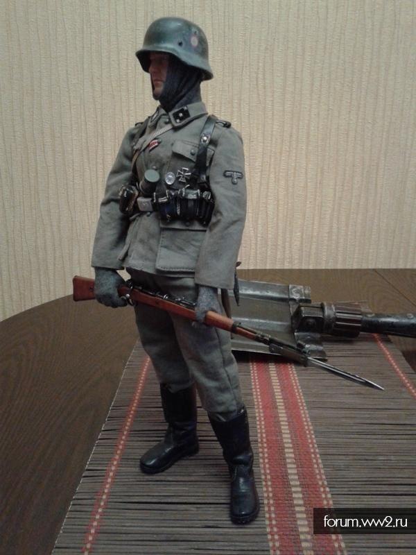 Солдат Waffen-SS 1/6