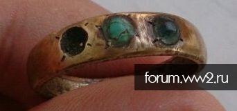 Старое кольцо