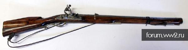 Помогите с атрибуцией винтовка - Тула 1798