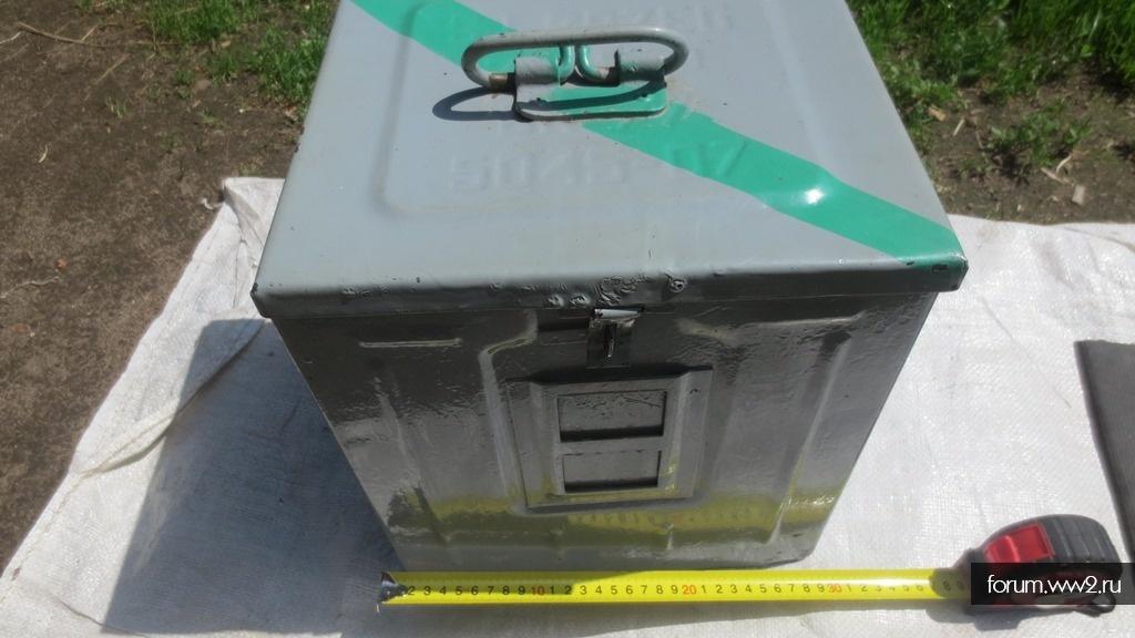 Ящик (чей, для чего?)