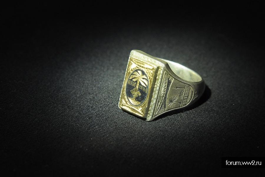 Перстень Африканский корпус