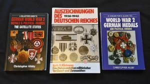 3 каталога по истории наград 3 рейха