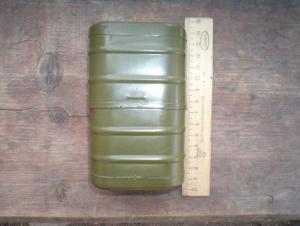 Коробочка из-под набора для дегазации
