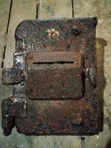 Башенный люк  Pz. III,  Pz. IV