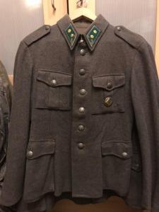 Лейтенант шюцкоровец на 1943 г Финский мундир М36 минт