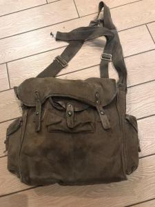 Финская противогазная сумка М30, идеальное состояние, комплектная