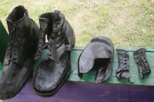 ботинки вермахт