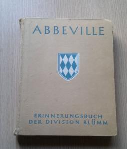 Аббевиль.  в память о дивизии Блюма  1941 г.