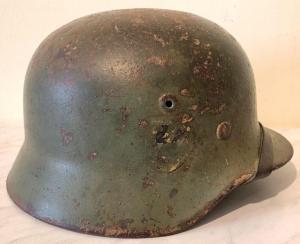 Шлем М40 СС на оригнальность