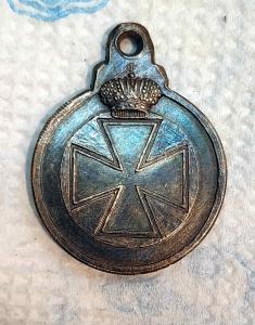 Знак отличия ордена Святой Анны