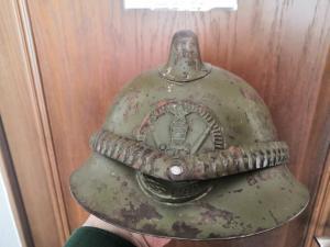 Пожарные каски бывшего СССР