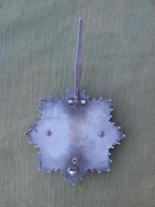Орден Германского Креста в серебре.