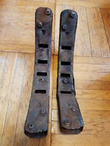 соединительные планки дуг кузовного тента