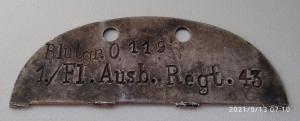 1./ Fl. Ausb. Regt. 43