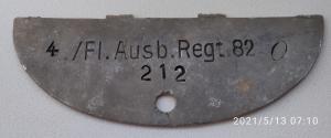 4./ Fl. Ausb. Regt. 82