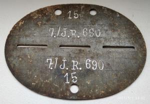 7./ J.R. 690