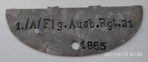 1. /A./ Flg. Ausb. Rgt. 21