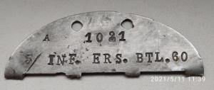 3./ INF. ERS. BTL. 60