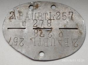 2/ BAU BTL. 257
