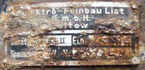 Детали с бывшего аэродрома