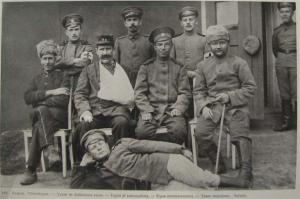 ПМВ, военнопленные в Германии