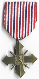 """Определите пожалуйста награду на фото (""""Чехословацкий военный крест 1939"""")"""