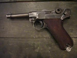стрелковое оружие ВОВ
