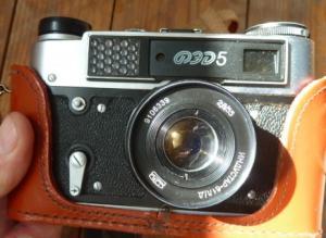 Два фотоаппарата ФЭД--ИДЕАЛЬНЫЕ