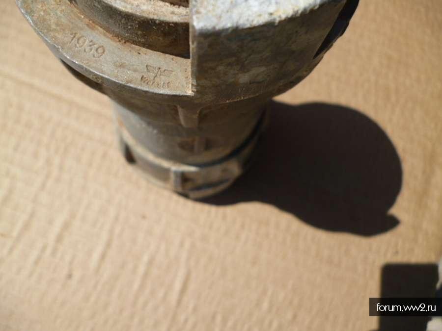 Соединительная муфта магистрального телефонного кабеля (Катушка Pupin, вермахт)