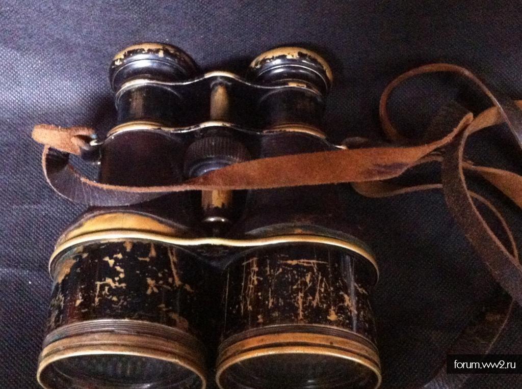 Русские бинокли галиллеевского типа