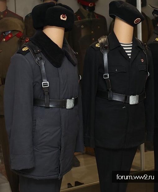 Униформа Морской пехоты СССР