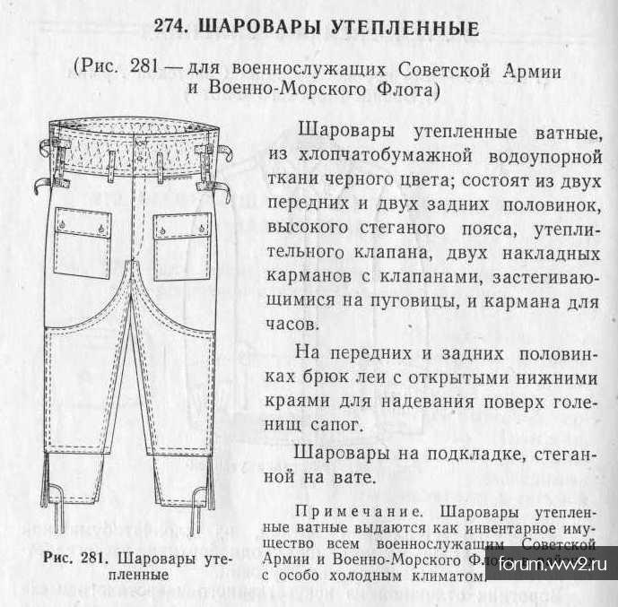 Обсудить по брюкам СССР