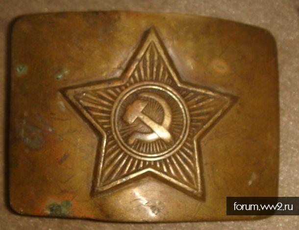 Клейма на советских прягах