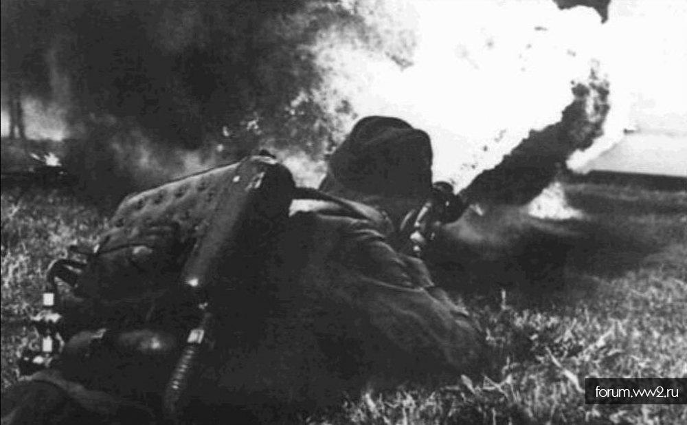 Униформа и снаряжений химических войск РККА 41год