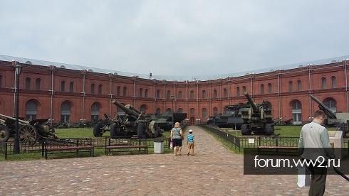 Музей артиллерии Санкт-Петербурга