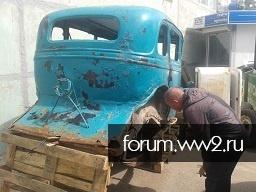 Останки ГАЗ-М1
