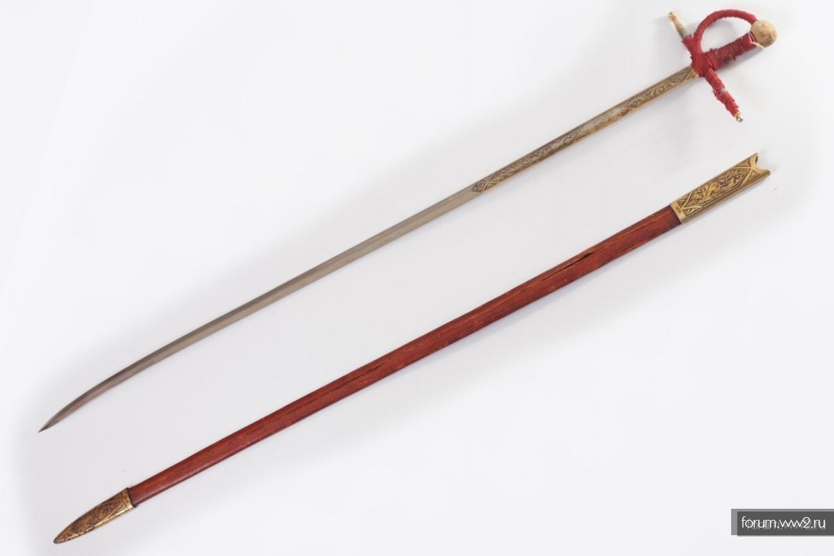 Помогите разобраться. Эсток Estoque меч рапира матадора Toledo (20 век Испания)