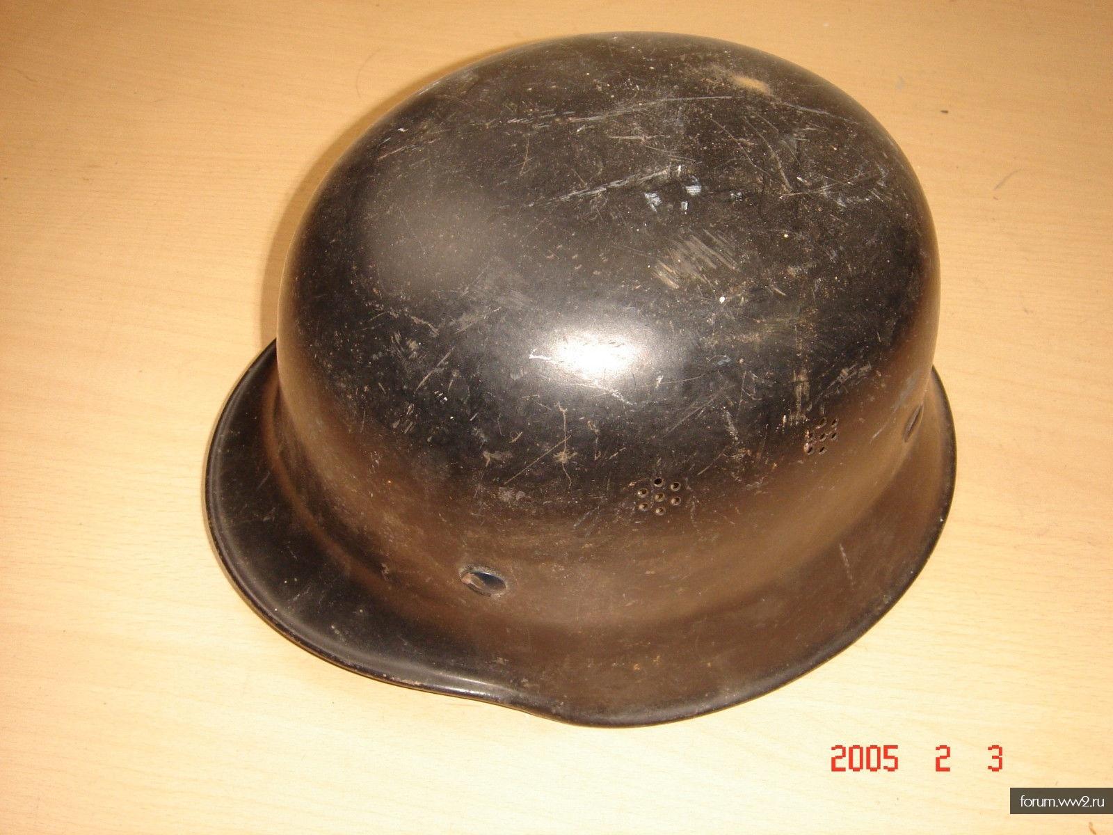 шлем немецкого пожарника