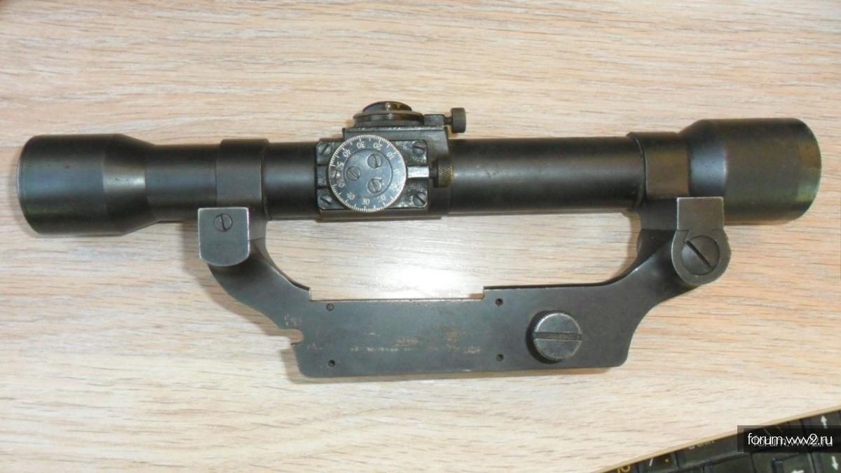 немецкий оптический прицел