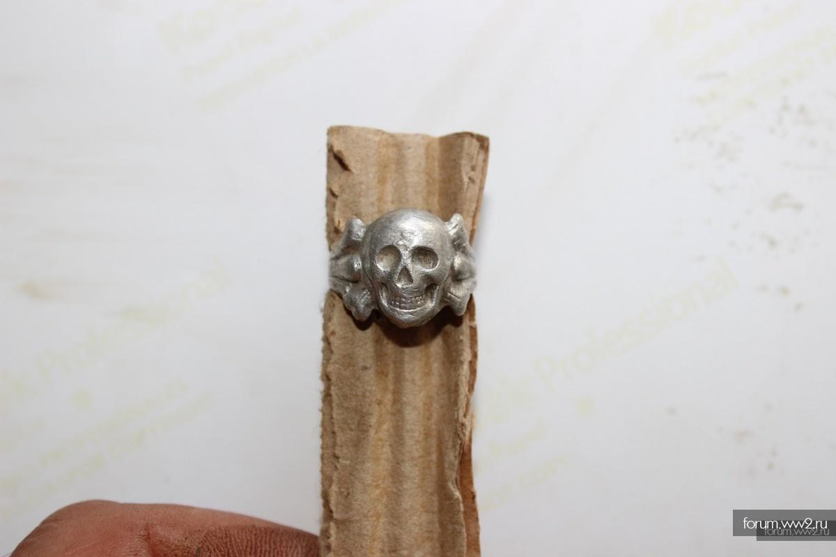 перстень черепундель