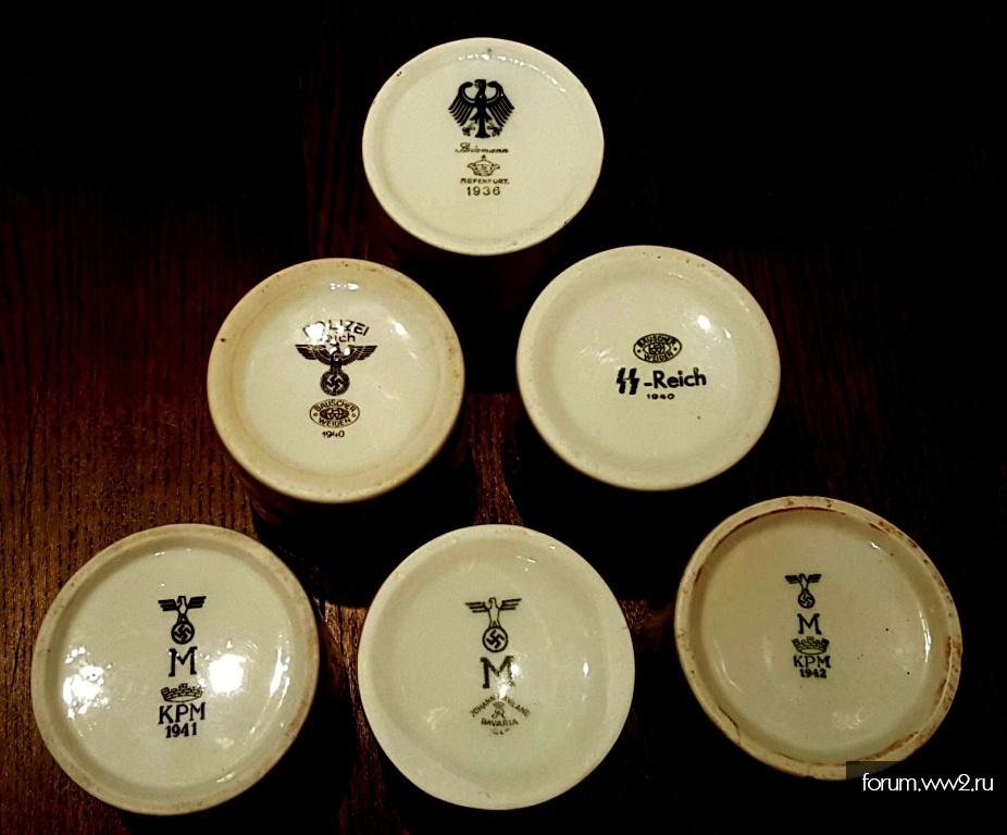 Моя Коллекция Сливочники, Пашотницы, Горчичницы