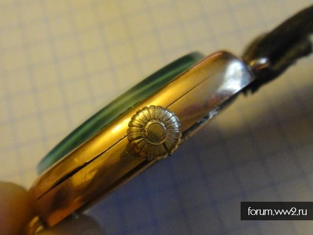 часы OMEGA золото 40-е
