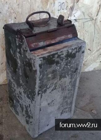 Патронная коробка КПВТ
