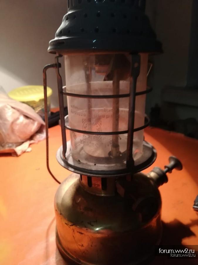 На оценку лампа
